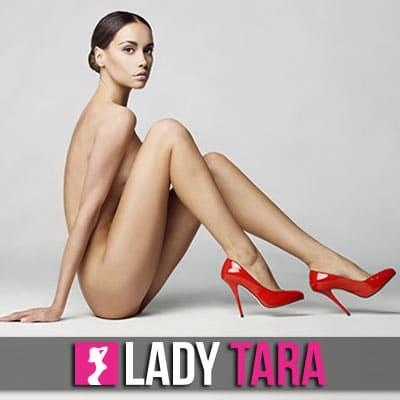 Küss meine Füße - Eine erotische Hypnose von Lady Tara