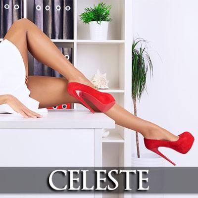 Deine High Heel & Fußfetisch-Hypnose mit Celeste, der Seelenhüterin