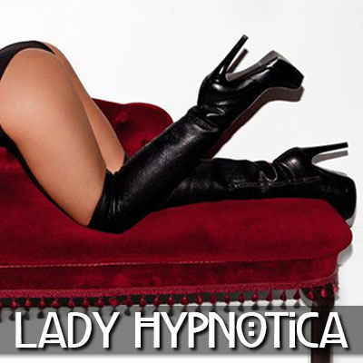 Lady Hypnotica - Lustwürfel: Stiefel