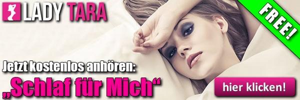die kostenlose erotische Hypnose von Lady Tara! Jetzt herunterladen!