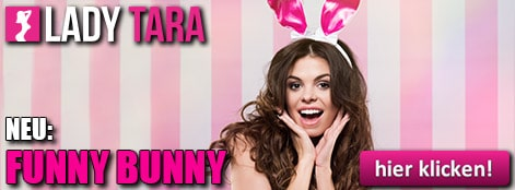 "Jetzt Lady Tara's neue Hypnose ""Funny Bunny"" herunterladen"