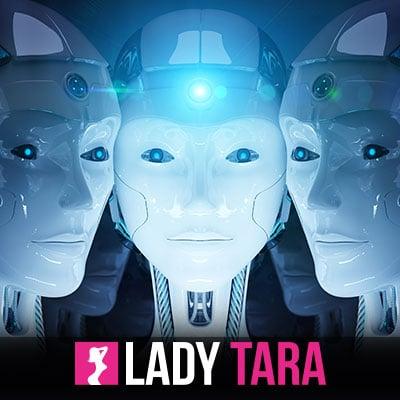 Werde zu Lady Tara's unterwürfigen Sklaven-Drohne!