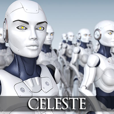Werde zu Celestes devoter Drohne!